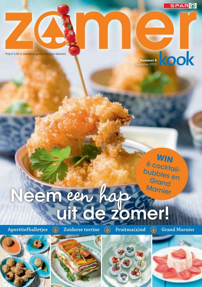 Food & Fresh - Home | Kook! magazine Spar Retail | Pinterest ...