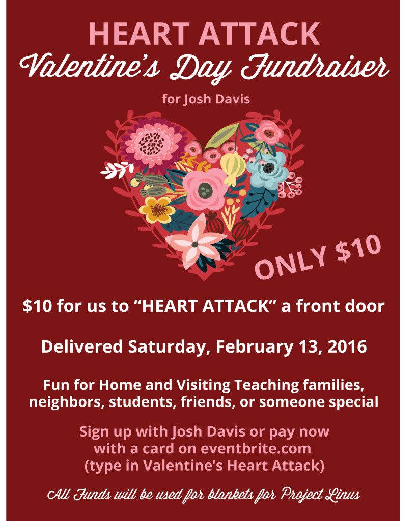 heart attack fundraiser how-to | do it better | pinterest