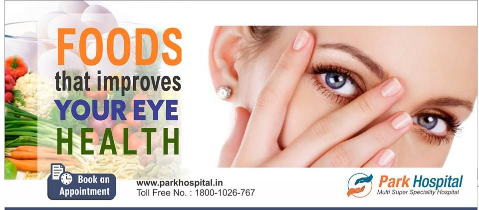 Foods that improves your eye health fish spinach