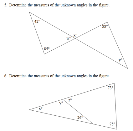 Triangle Interior Angles Worksheet Pdf And Answer Key Scaffolded Questions On This Topic Angles Worksheet This Or That Questions Worksheets