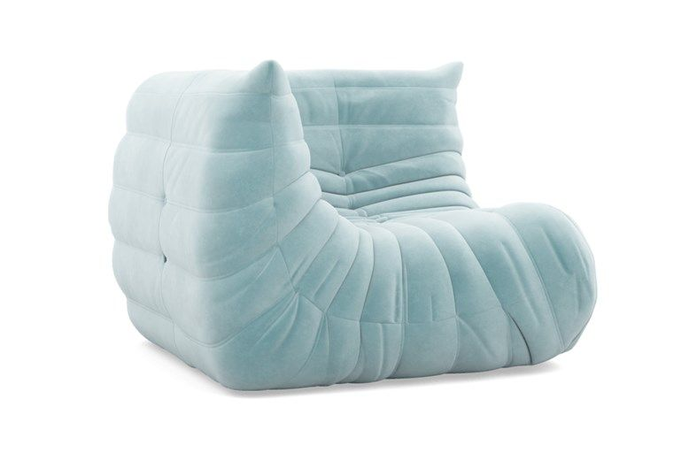 Enjoyable Frame 3 Of Togo Corner Want Contemporary Furniture Machost Co Dining Chair Design Ideas Machostcouk