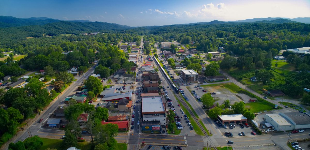 Drone photography in blue ridge ga in 2020 aerial