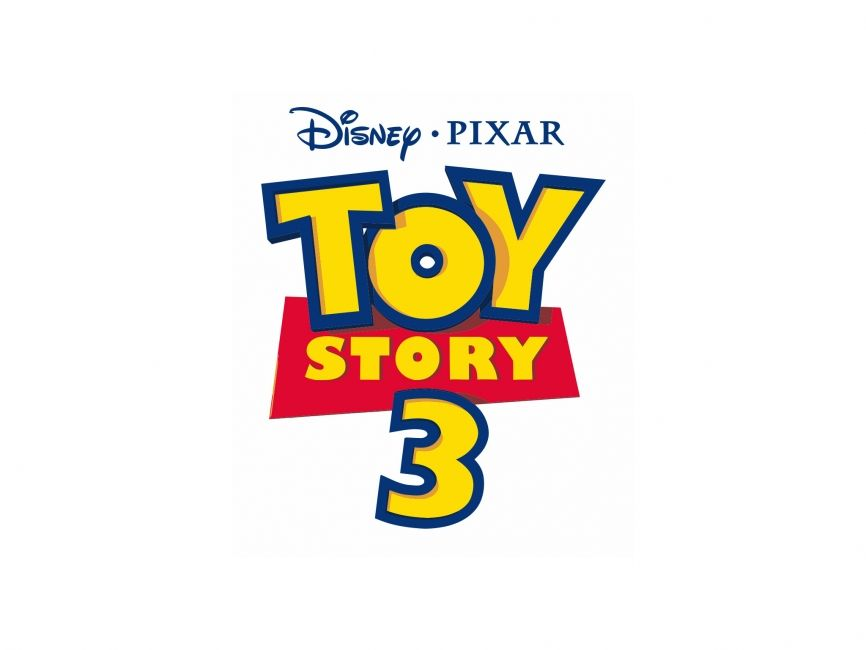 Toy Story 3 Vector Logo