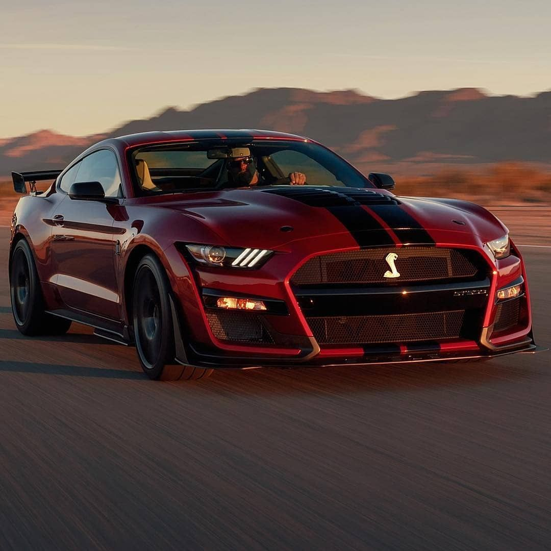 Image May Contain Car And Outdoor Super Luxury Cars Mustang Super Cars