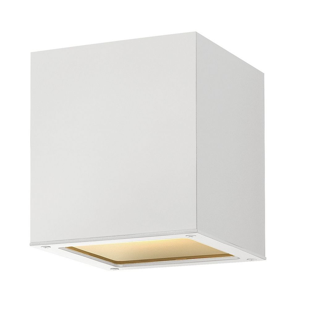 C1_C2 option $219 @seatttlelighting Modern Close To Ceiling Light with White Glass in Satin White Finish, available in black&bronze | 1763SW-GU24 | Destination Lighting