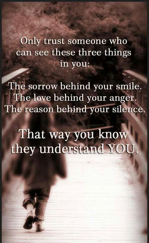 The Love Behind Your Anger If Only People Could See This