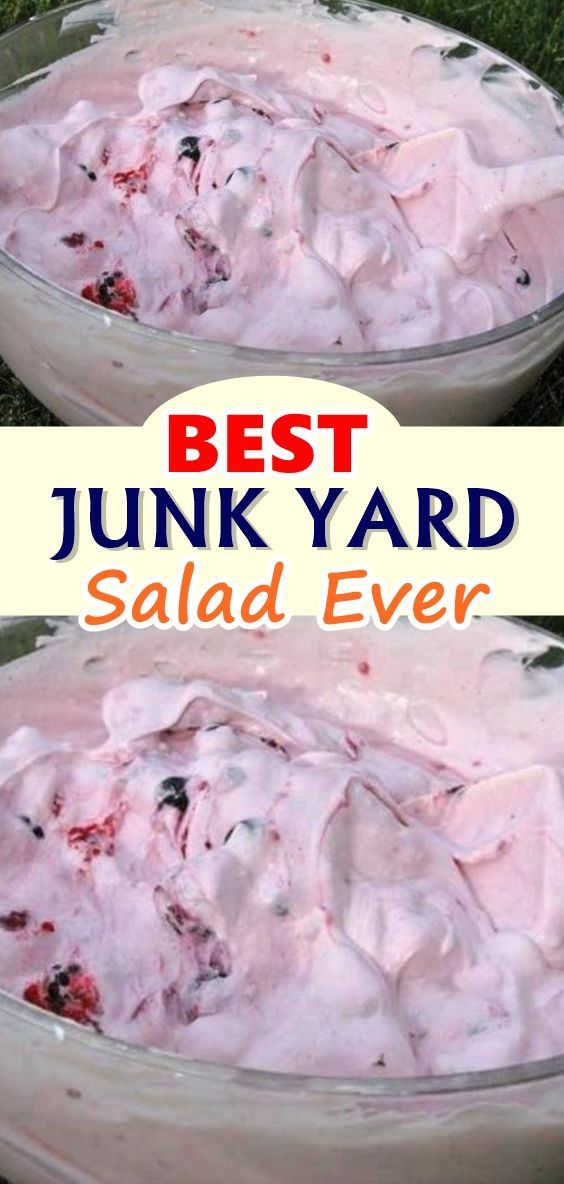 Bester Junk Yard Salat aller Zeiten - food Bester Junk Yard Salat aller Zeiten   - food -