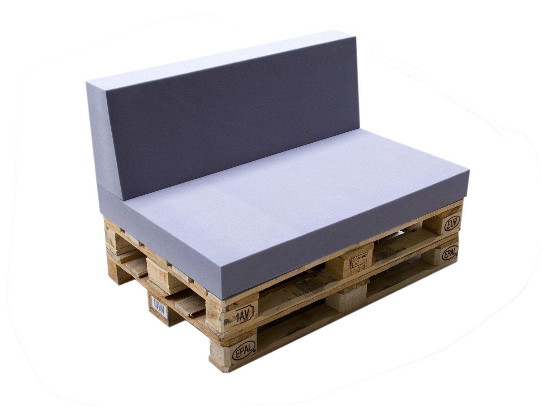paletten kissen r ckenlehne f r europaletten 120x80x12cm 120x40x20 15cm aus polster. Black Bedroom Furniture Sets. Home Design Ideas