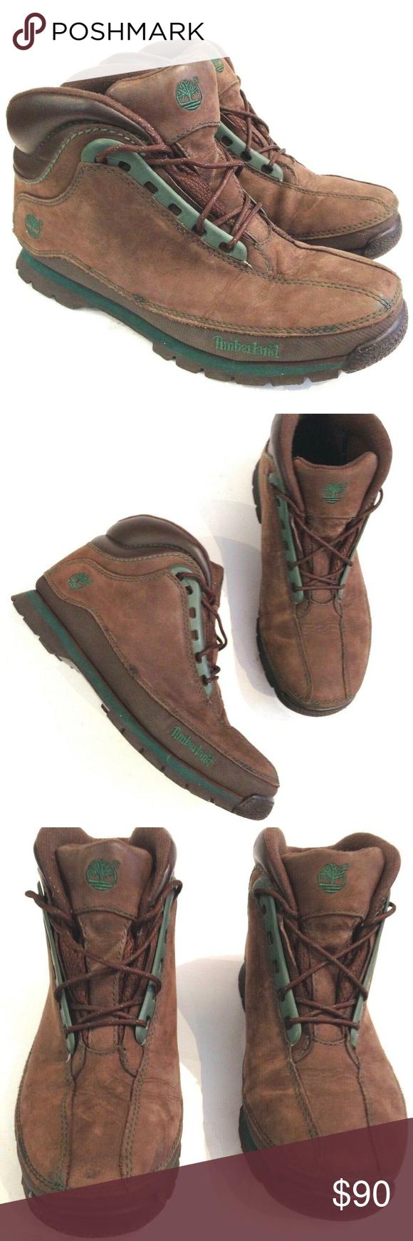 Noticias de última hora divorcio Qué  vtg 90's TIMBERLAND 3222 EURO HIKING BOOTS SZ 7 VINTAGE 90'S TIMBERLAND  EURO HIKING BOOTS DARK BROWN NUBUCK WITH DARK GRE… | Boots, Hiking boots,  Timberlands shoes