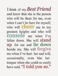 Image result for letters to your best friend quotes Pinterest