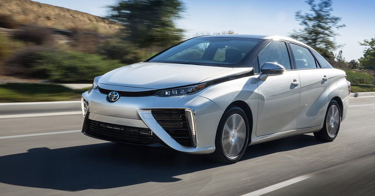 Redesigned Toyota Mirai Fuel Cell Car Launching In 2020 Exec Says
