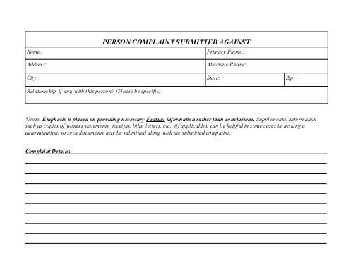 Nuwaupian Tribal Complaint Form-downloadpdf-Nuwaupian Tribal - complaint form