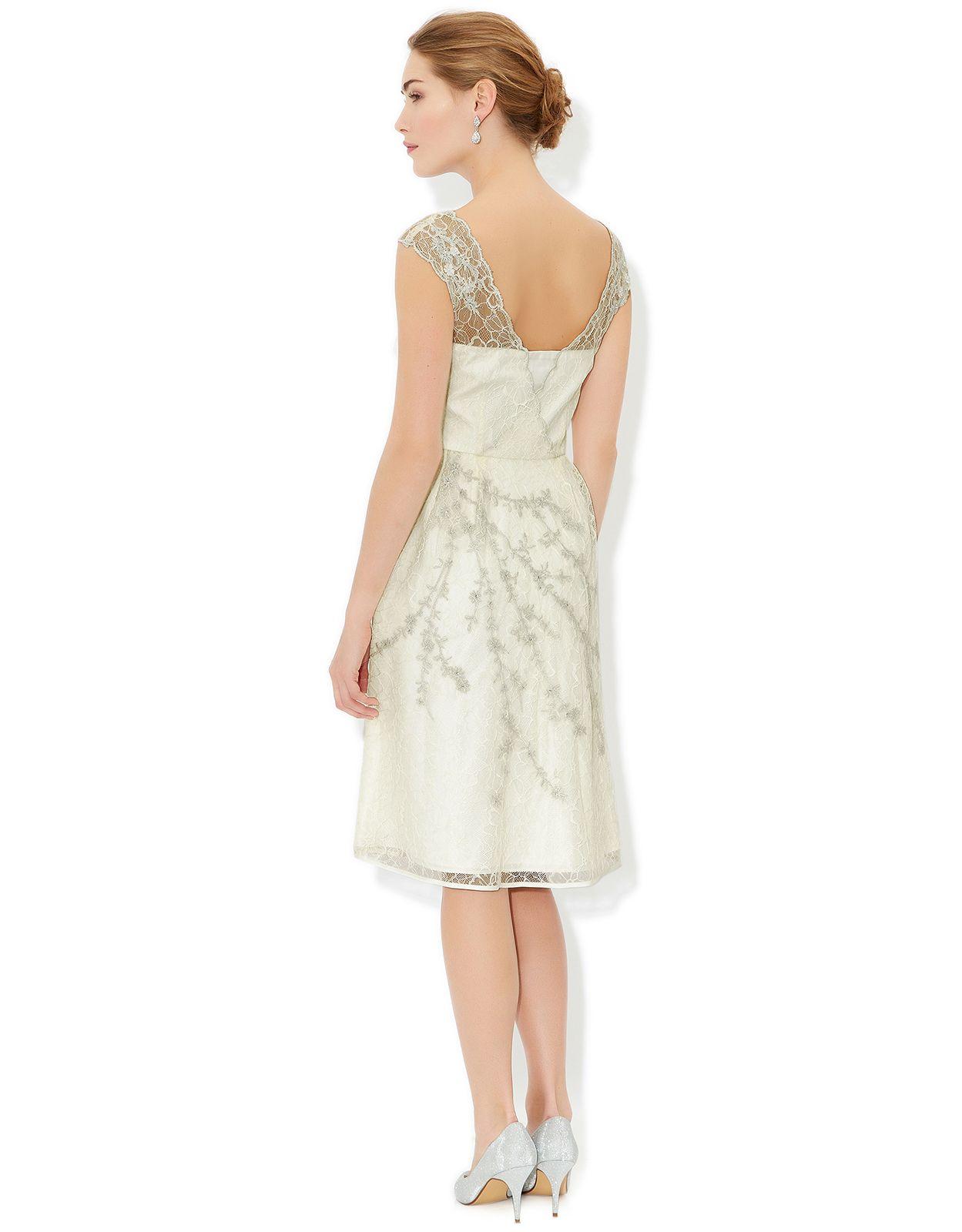 Matilda Dress | Ivory | Monsoon | Bridesmaid dresses | Pinterest
