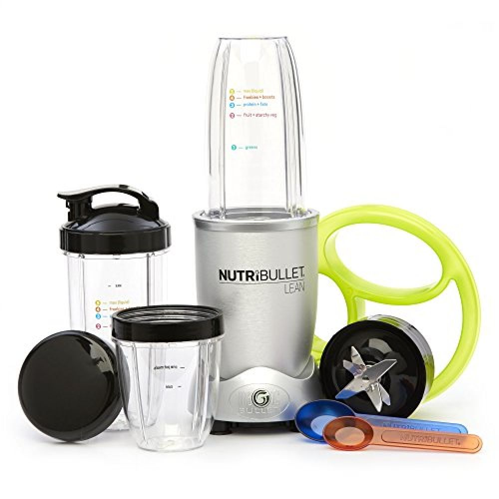 Nutri Bullet N121301A Lean, Silver in 2020 (With images