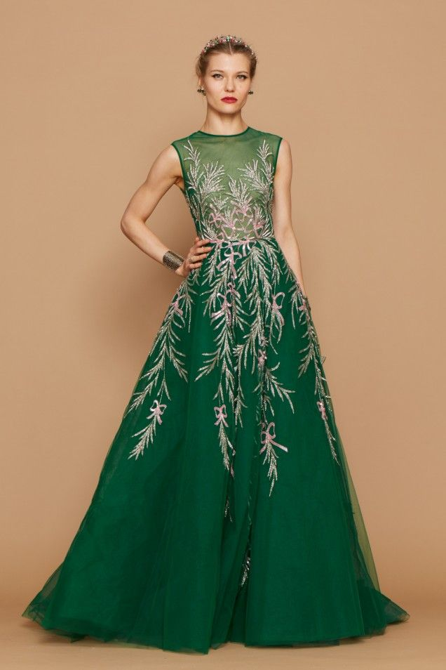 Georges Hobeika Ready-to-wear Fall Winter 2017-18 | Couture. Georges ...