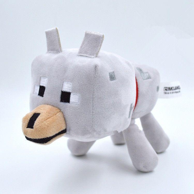Terraria Plush Google Search Animal Plush Toys Wolf Stuffed Animal Wolf Plush