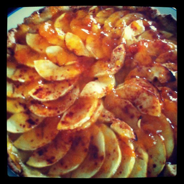 Apple pie. Spanish style Food, Spanish food, Ethnic recipes