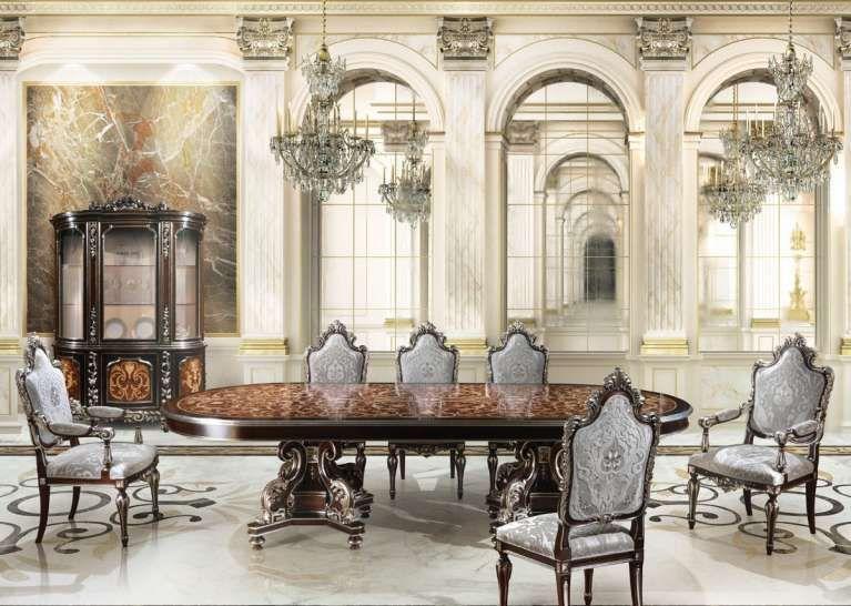 Sala da pranzo stile veneziano (Foto 2/41) | Designmag ...
