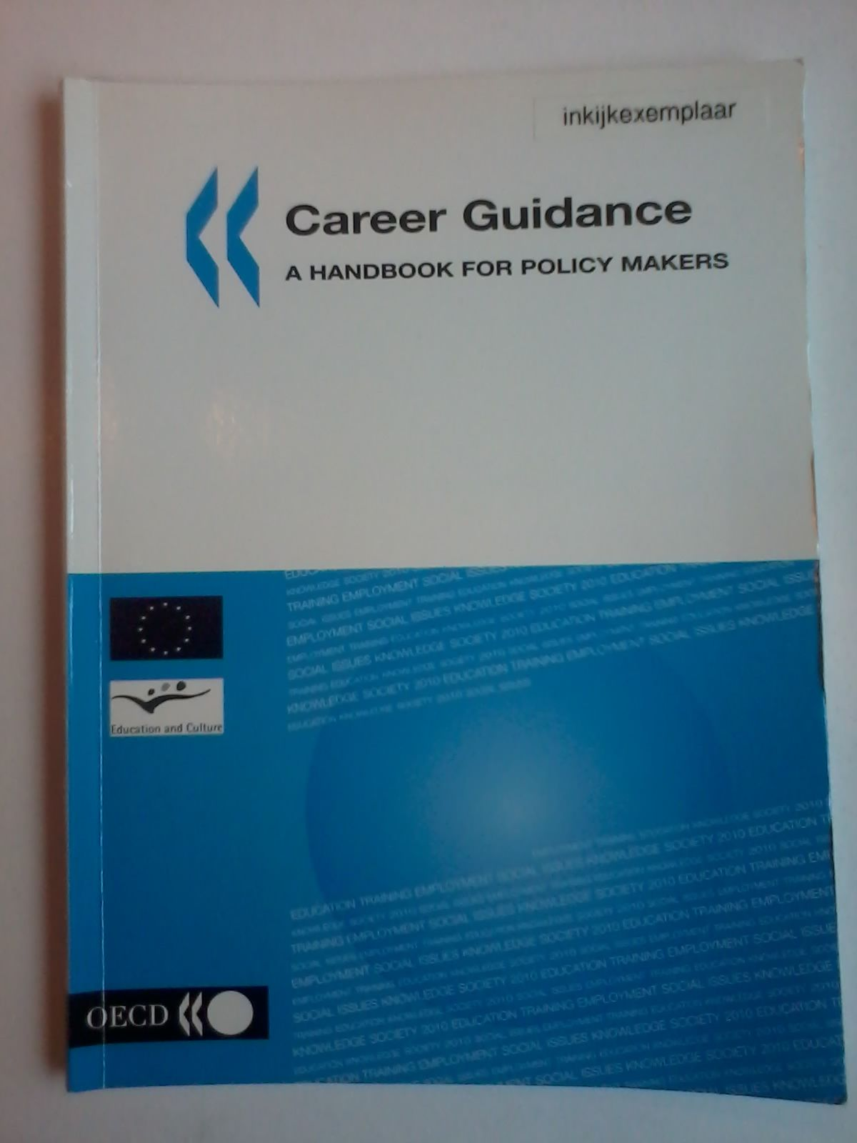 The handbook of career advising career readiness guide array 2004 oecd u0026 ec career guidance a handbook for policy makers rh pinterest com fandeluxe Image collections