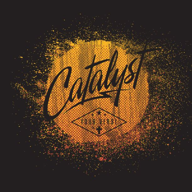 Youth Pastor Church Nite: Catalyst Youth Logo