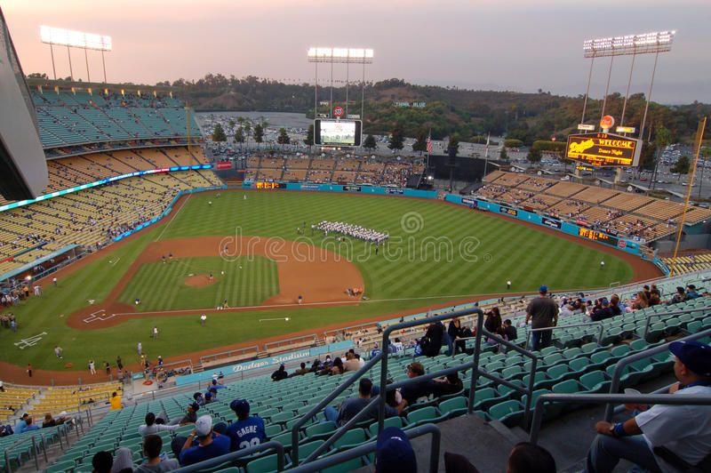Dodgers Baseball Stadium Los Angeles Dodgers Baseball Stadium In Los Angeles Ca Spon Stadium Baseball Dodge Baseball Stadium Dodgers Baseball Dodgers