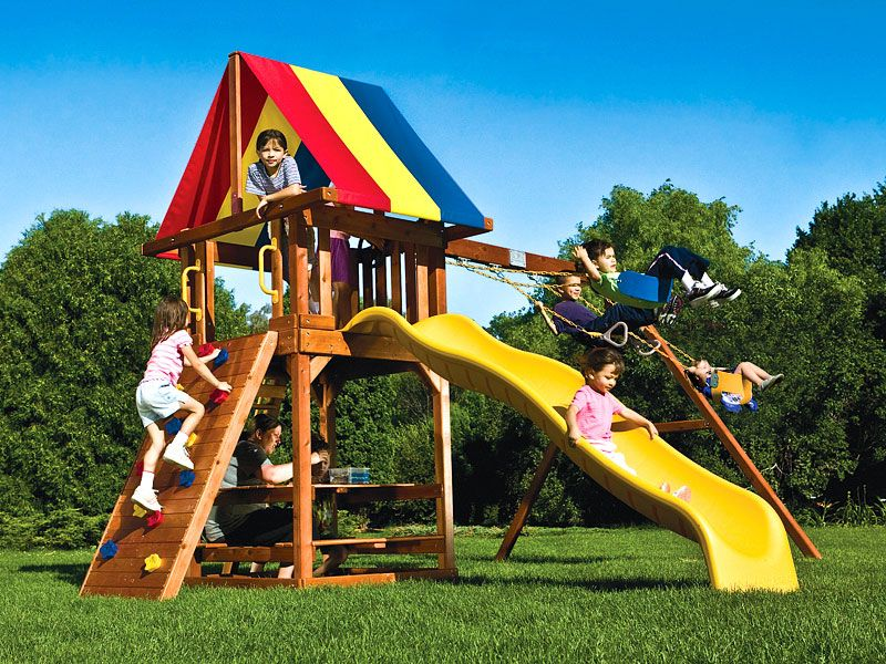Fiesta Clubhouse Package 2 Want It Rainbow Play Systems