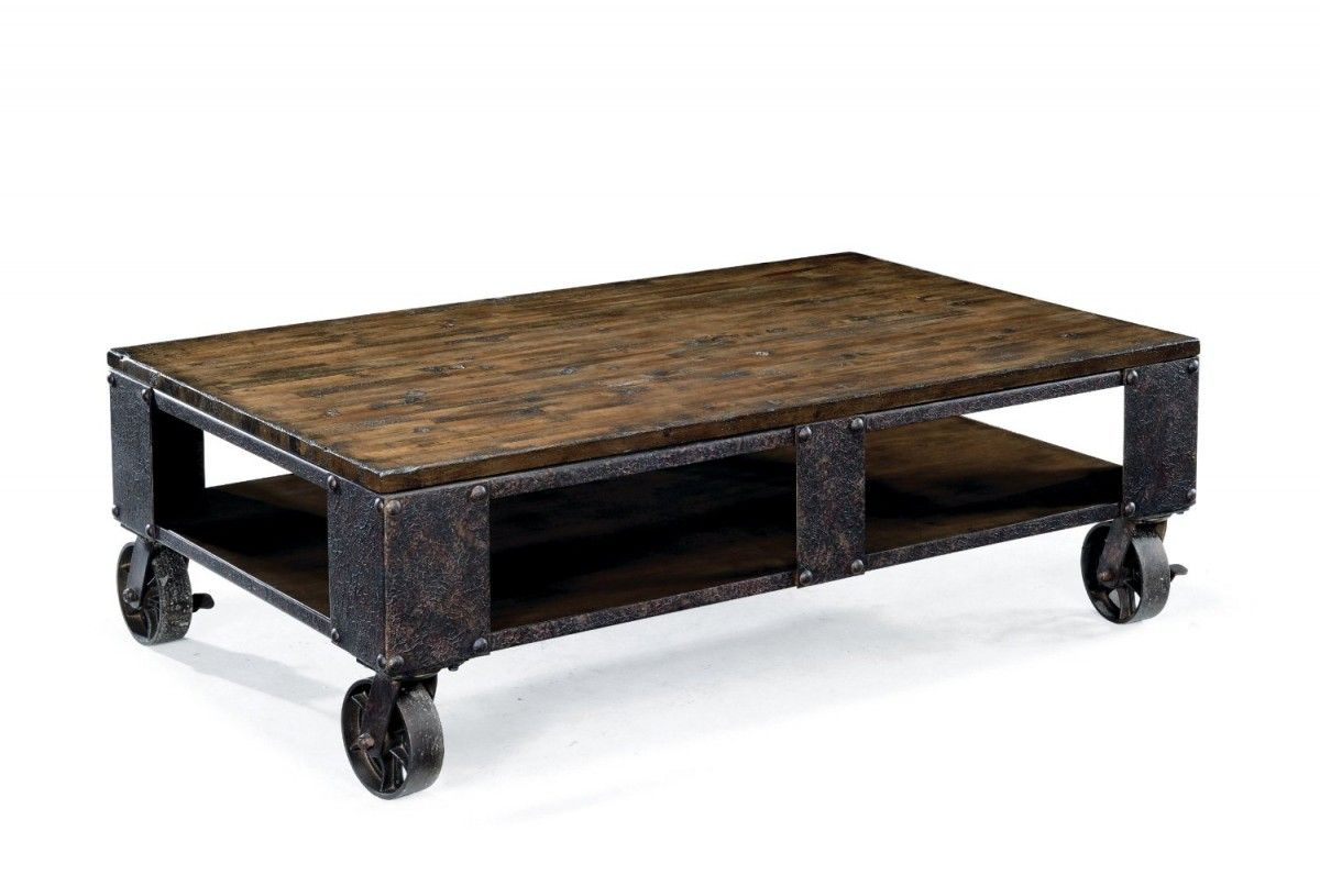 Wood And Metal Coffee Table Wood Doors For Seductive Reclaimed Wood And Iron Coffee Table Coffee Table With Wheels Coffee Table Rectangle Rustic Coffee Tables [ 796 x 1200 Pixel ]