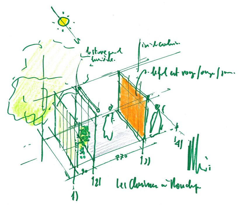 renzo piano: rehabilitation of the ronchamp site