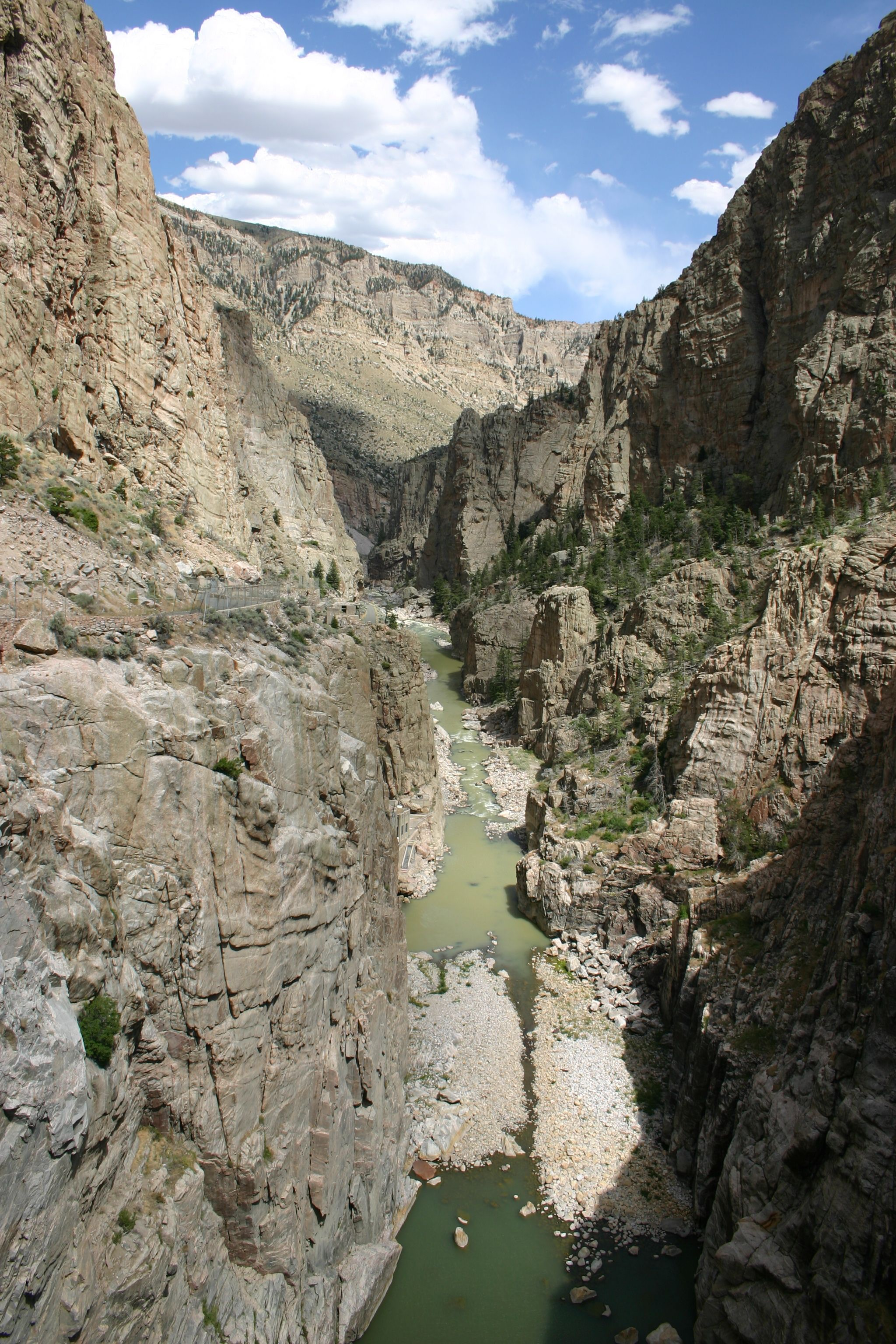 BUFFALO BILL DAM (With Images)