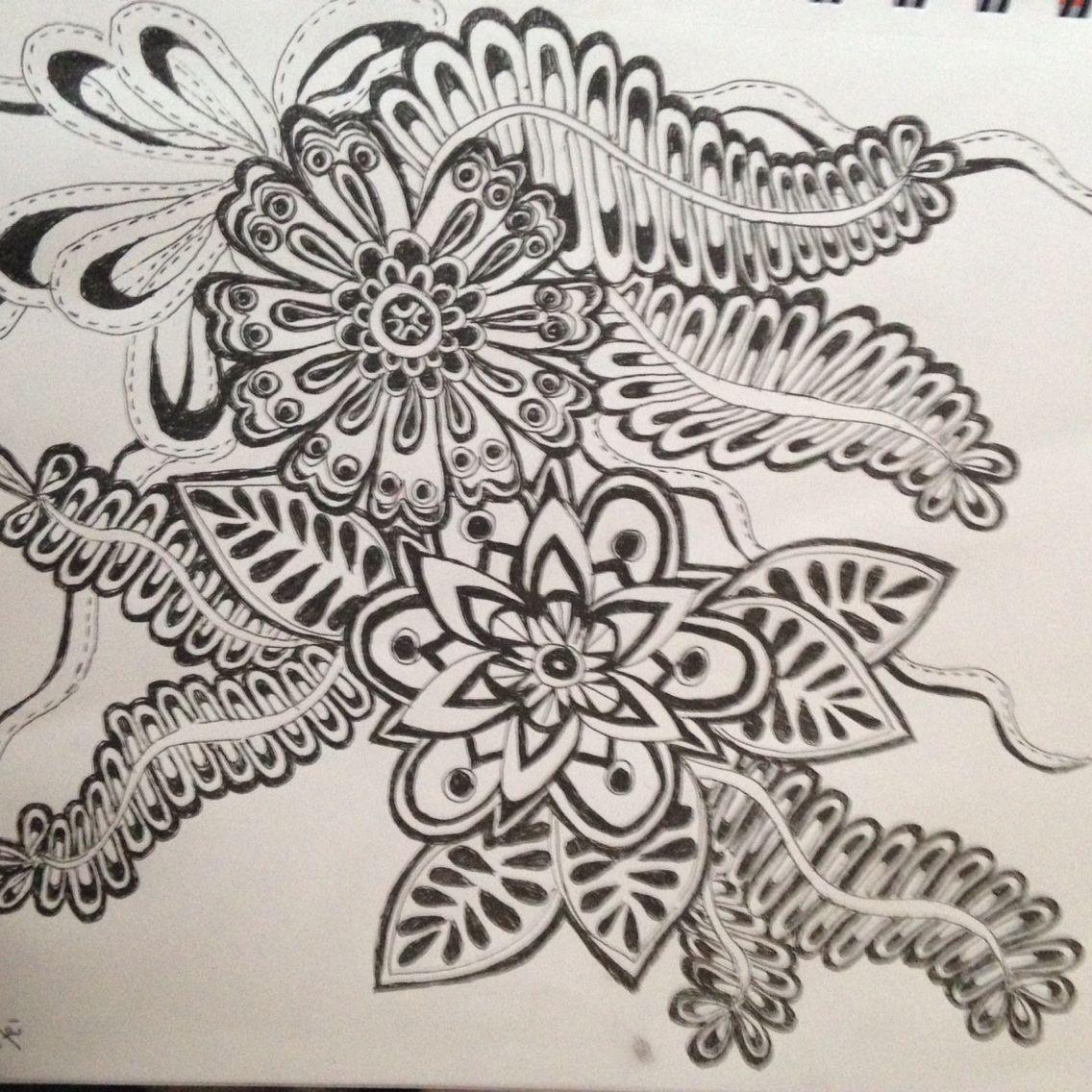 Ink doodles by debra lloyd doodles pinterest doodles by and ink