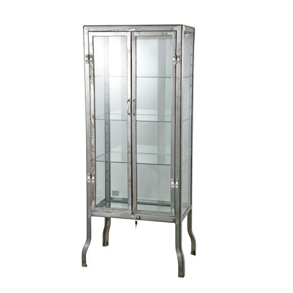 Dulton Glass Cabinet. So Much Want In White...saw At Phat Tuesday