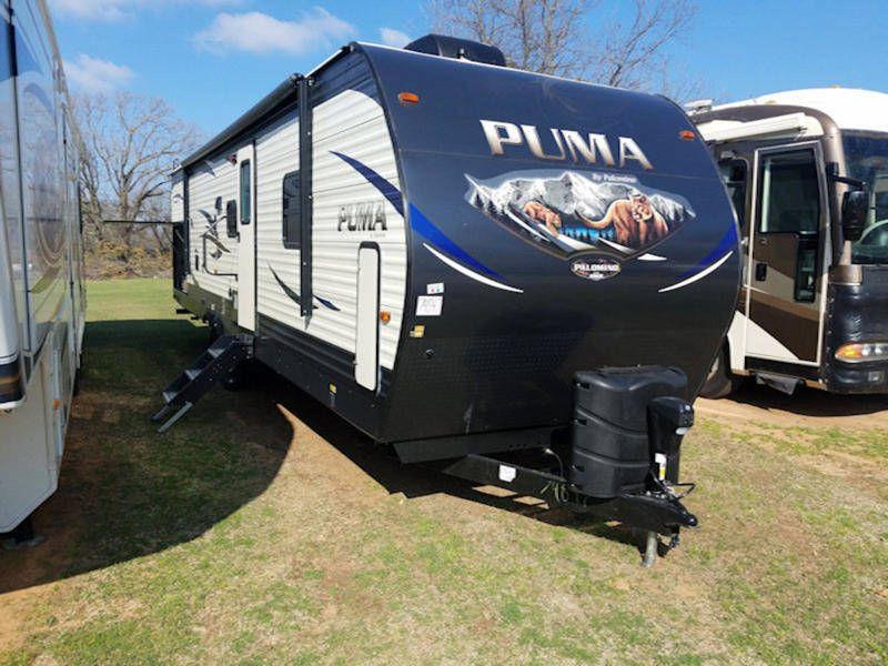 2019 Forest River Puma 32rbfq For Sale Colbert Ok Rvt Com