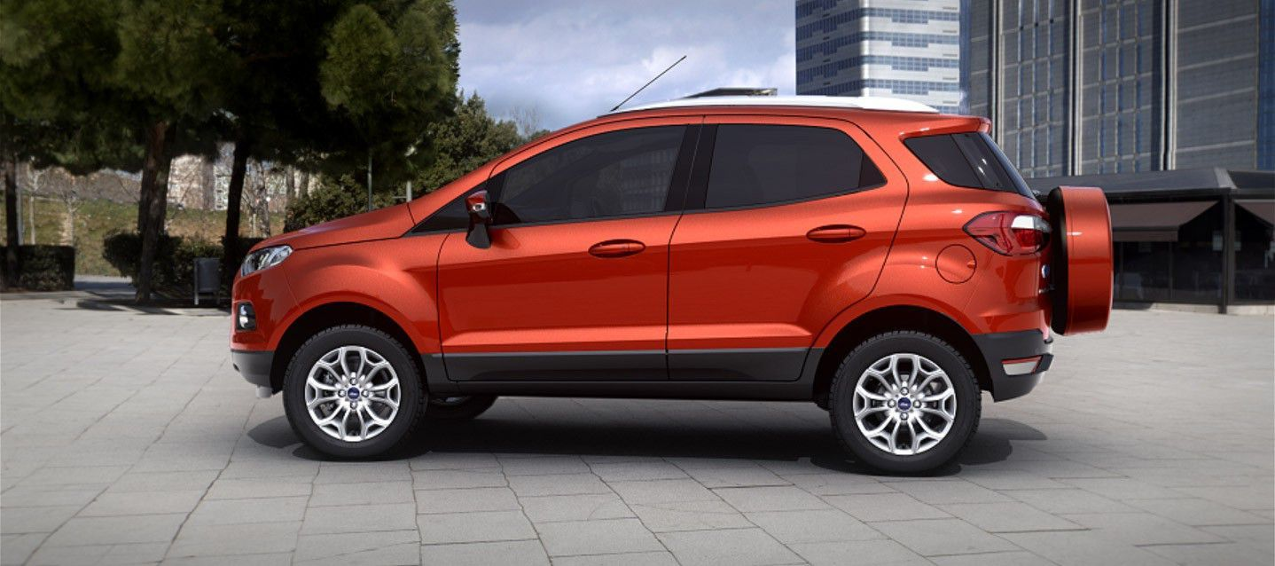 Find quikrcars to know more about all new ford ecosport