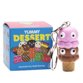 Styles Will Vary Kidrobot Yummy Desert Collectible Mini Vinyl Action Figure