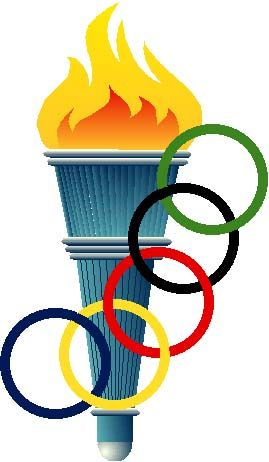 carrying the olympic torch with diabetes pinterest olympics rh pinterest com olympic torch runner clipart olympic torch clipart