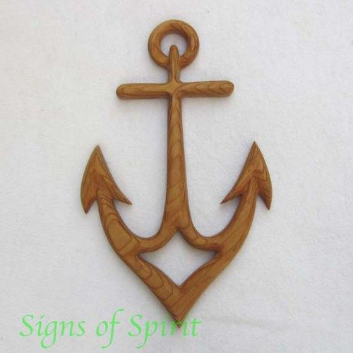 nautical anchor carvingsailor connection strength