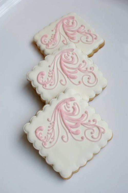 pretty cookies | Sugar Art | Pinterest | Christmas joy in