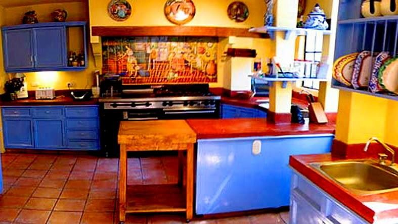 Cocina Mexicana Decoracion De Cocina Cocinas Mexicanas