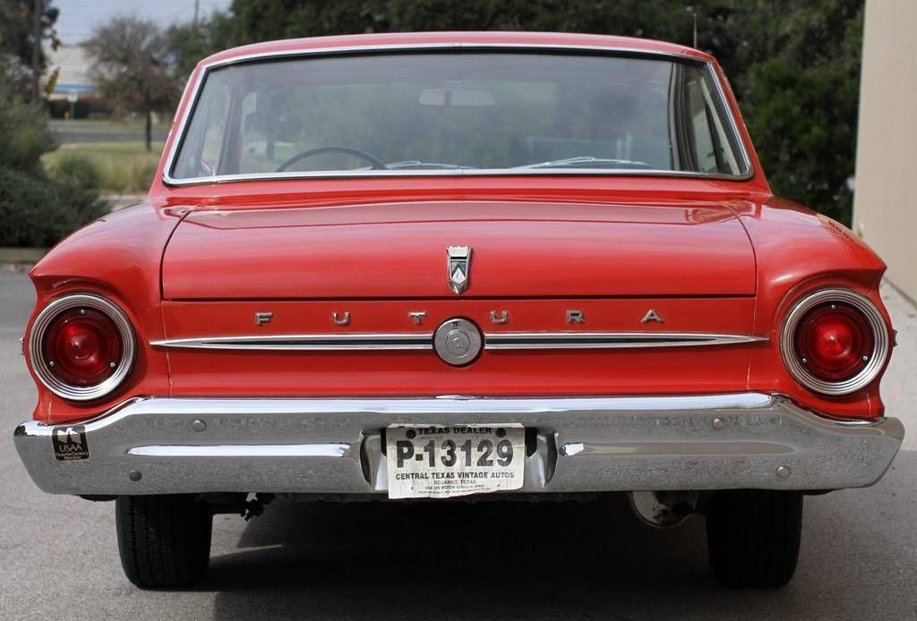 1963 Ford Falcon Futura | Ford falcon, Ford, Cars