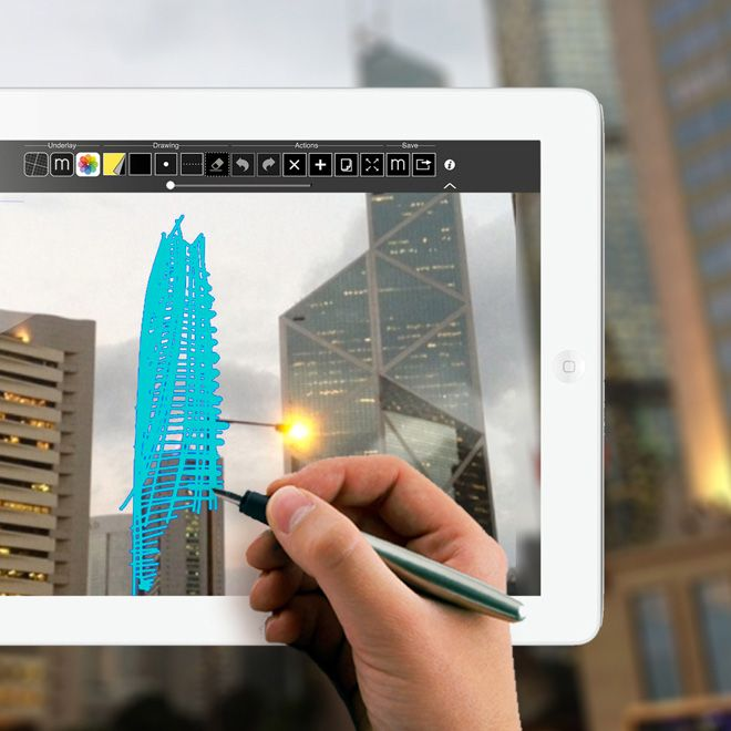 Architecture Drawing Ipad