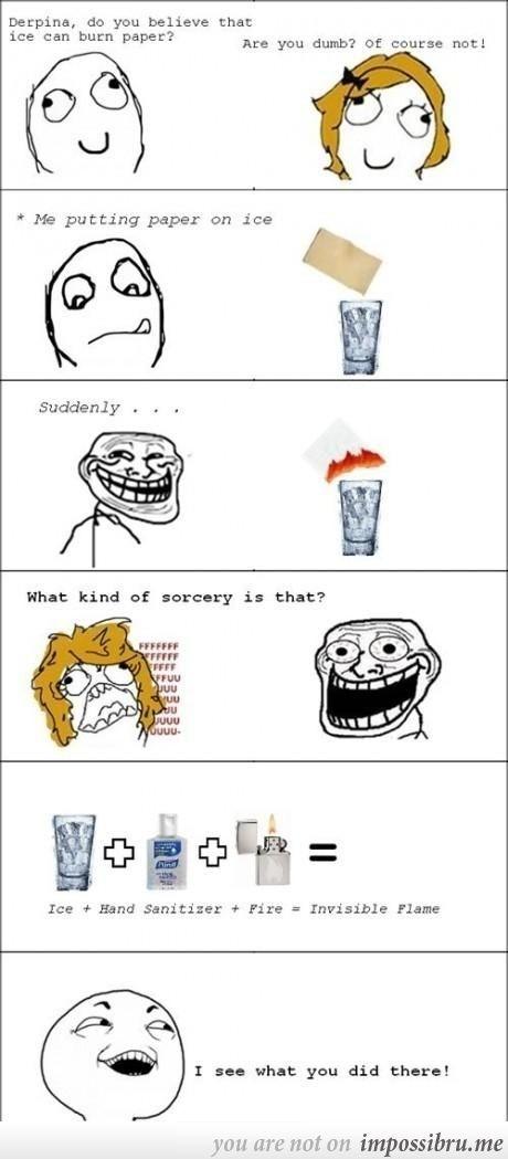 Trolling Lvl Chemistry Funny Comics Pranks Memes