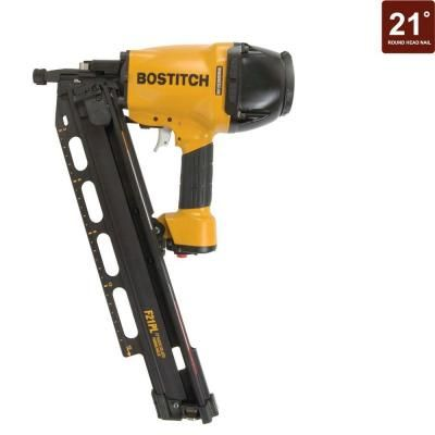 Bostitch Industrial Round-Head Framing Nailer-F21PL at The Home ...