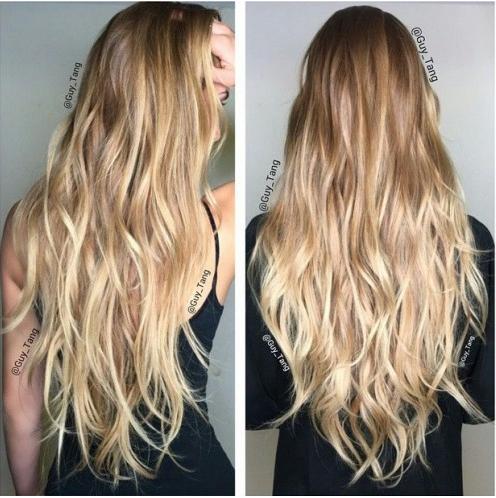 52 Png 496 498 Couleur Cheveux Tendance Cheveux Longs Blonds Coiffure
