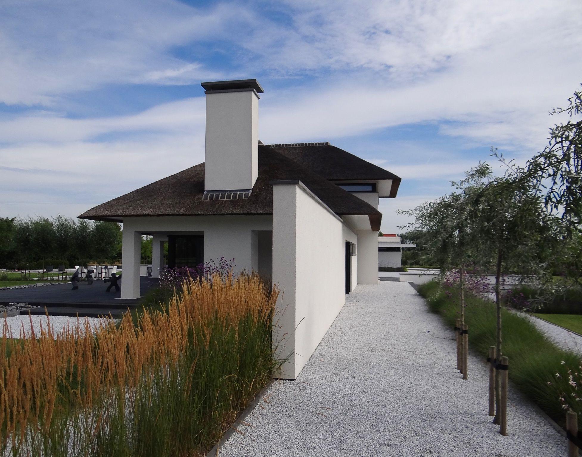 Sjaak goud architect villa yerseke nederland nieuwe fotoserie