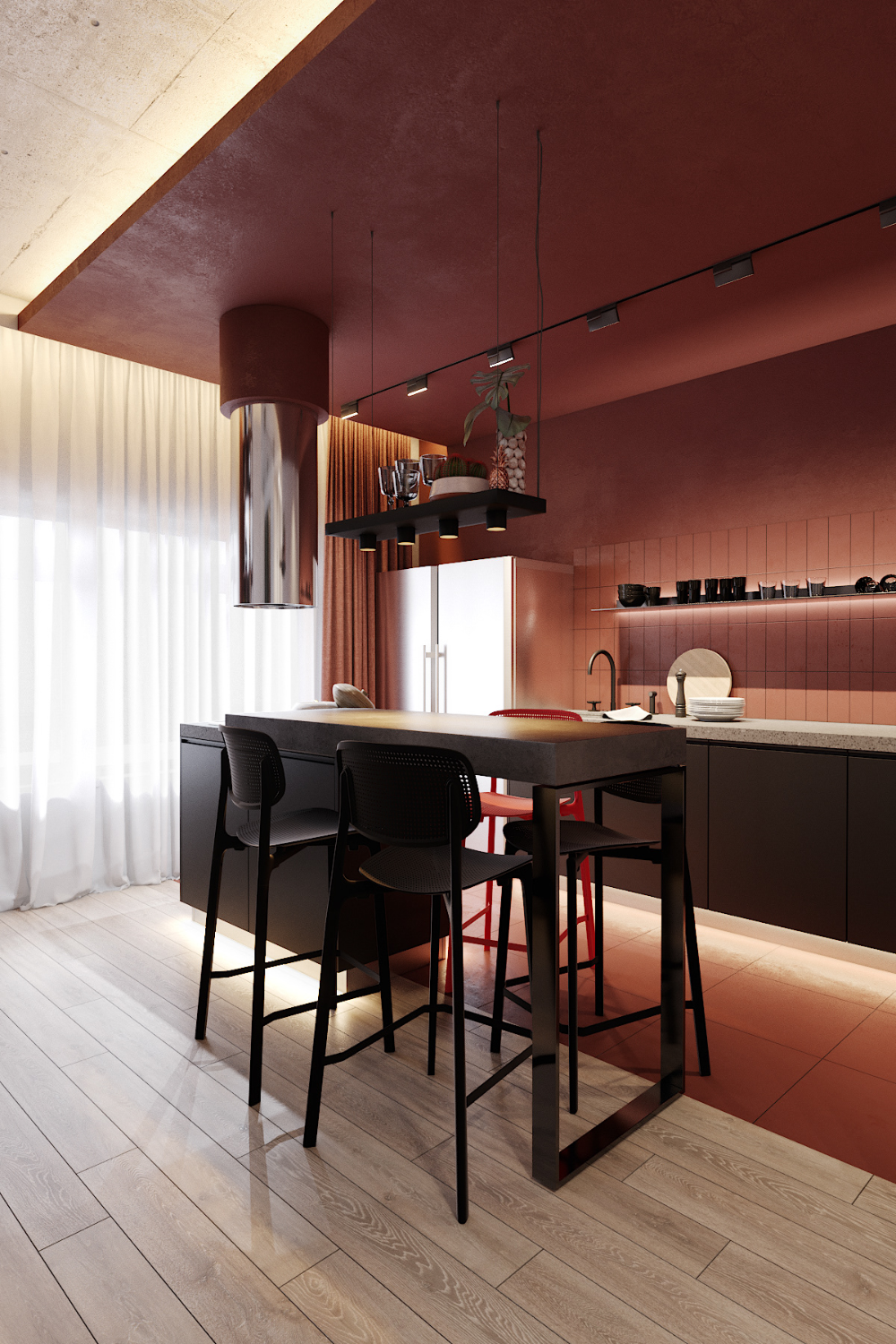 Room For Rent Design: Apartment Room, Small Apartments