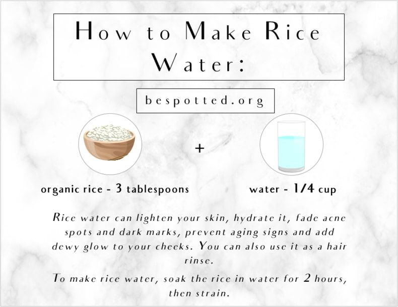 Rice Water For Skin Benefits How To Make Diy Rice Water Face Toner Japanese Beauty Secrets Toner For Face Rice Water For Face