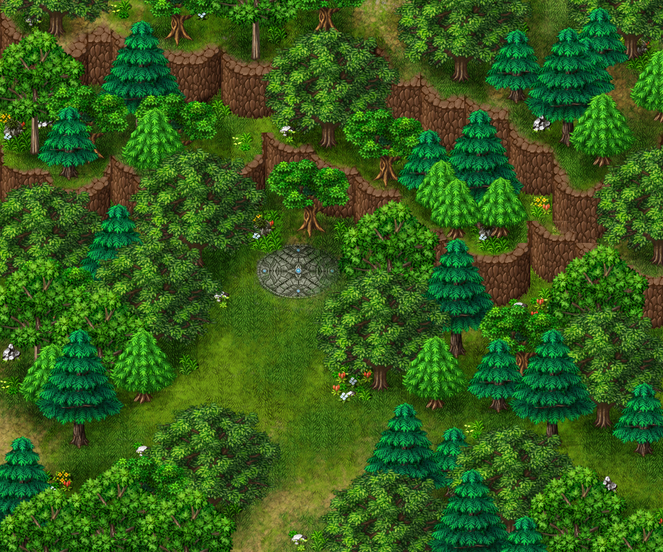 Parallax Mapping! - Classifieds - Offers - RPG Maker