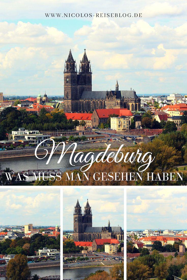Ein Tag In Magdeburg Reisen Magdeburg Und Weltreise