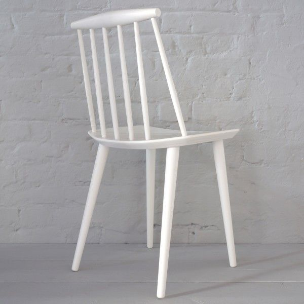 J77 Chair White £139.00 The elegant and understated J77 ...
