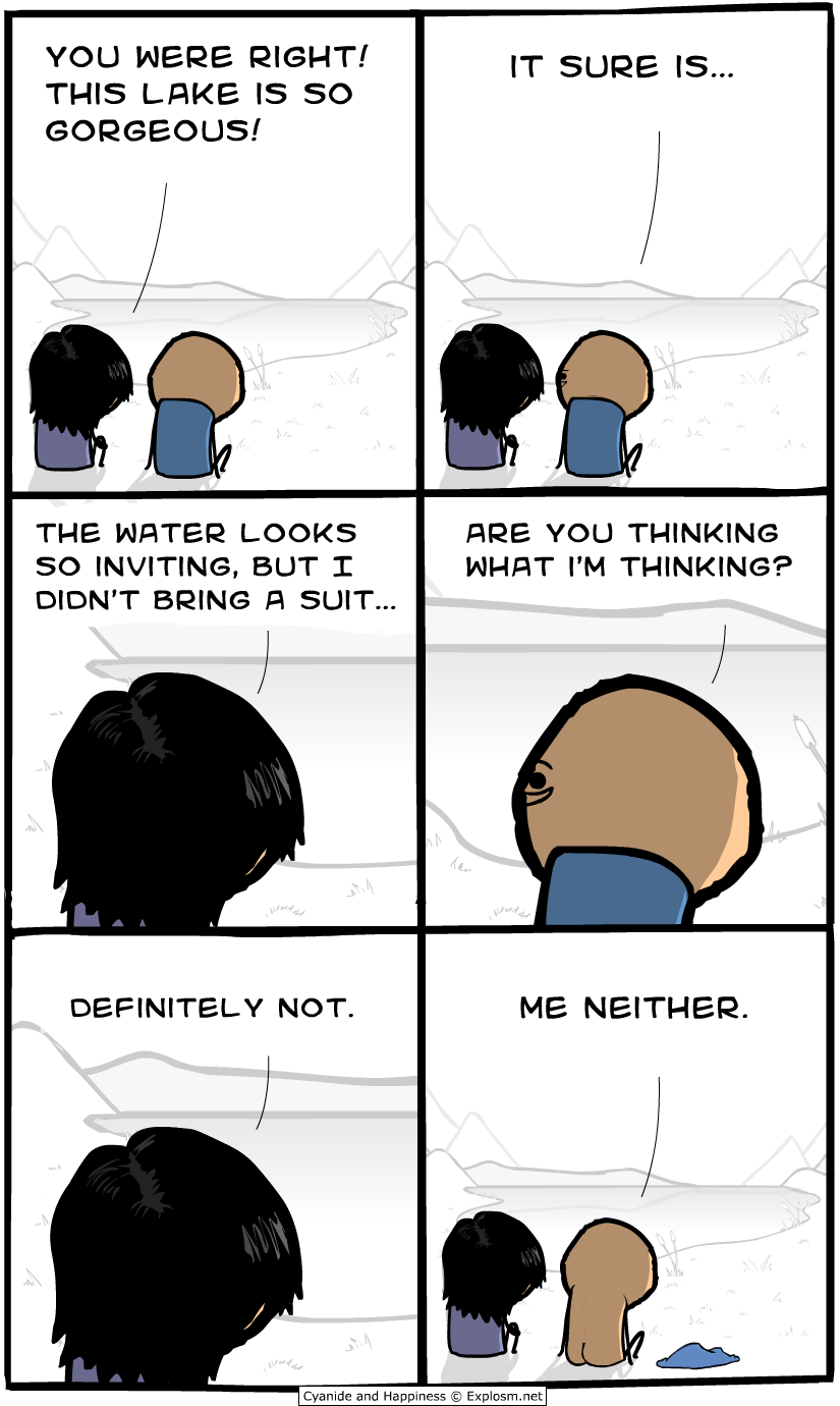 Cyanide & Happiness, Comic for 2016.08.14 - http://www.funnyclone.com/cyanide-happiness-comic-for-2016-08-14/